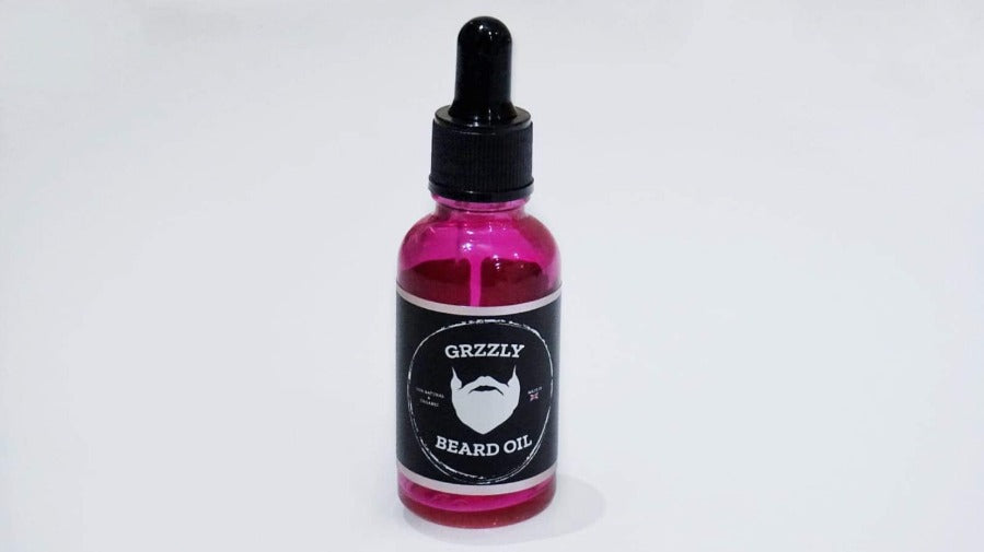 Grzzly Pink Lemonade Beard Oil (30ml)