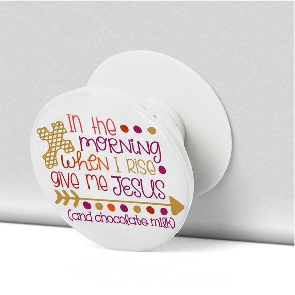 Give Me Jesus-Popsocket-Elisway
