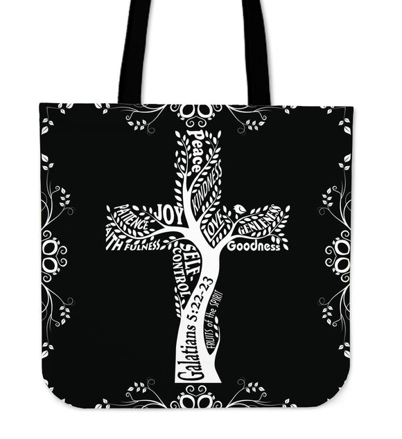 Fruit Of The Spirit-Tote Bag..-Elisway