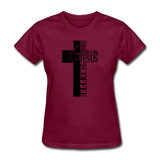 Jesus And Coffee-Women's T-Shirt - elisway