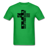 Jesus And Golden Retriever-Men's T-Shirt - elisway