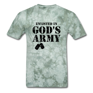 God's Army-Men's T-Shirt - elisway