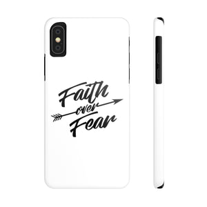 Faith Over Fear-Case Mate Slim Phone Cases-Phone Case-Elisway