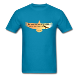 As High As An Eagle-Men's T-Shirt - elisway