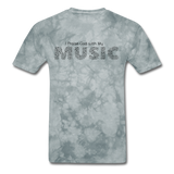 I Praise With My Music-Men's T-Shirt - elisway