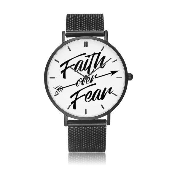 Faith Over Fear-Watch - elisway