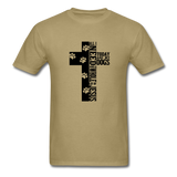 I Need My Dogs And A Lot Of Jesus-Men's T-Shirt - elisway