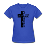 Jesus And Music-Women's T-Shirt - elisway