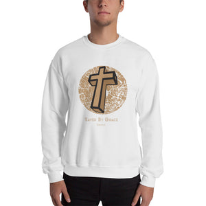 Saved By Grace-Sweatshirt-Elisway