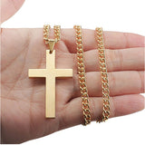 Cross Necklace ( Available 3 Colors) - elisway