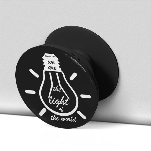 Light Of The World- Pop Socket-Elisway