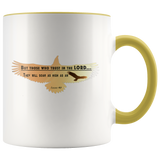 As High As An Eagle-Mug(11oz) - elisway