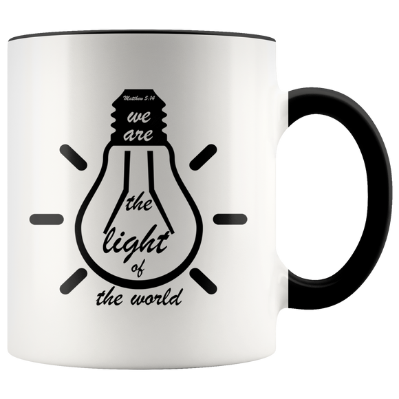 Light Of The World-Mug (11oz) - elisway