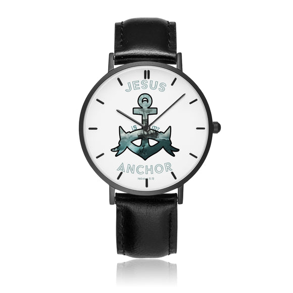 Jesus Is My Anchor-Watch-Elisway