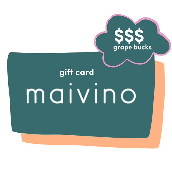 maivino gift card