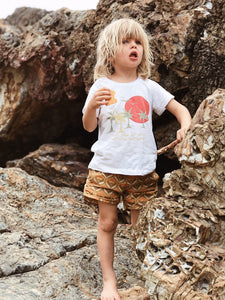 Red Moon Kids T-Shirt