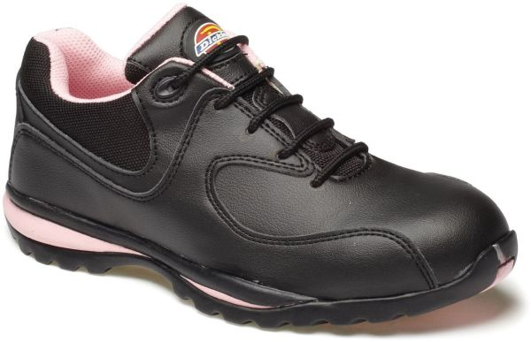 Ohio Ladies Safety Trainers - Size 7