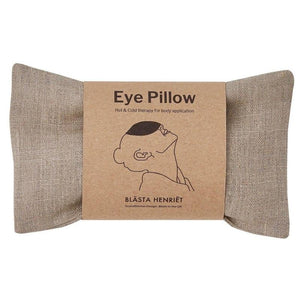 Eye Pillow Linen Natural