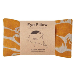 Eye Pillow Linen Yellow