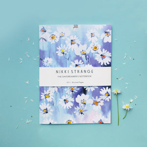 Daisy Chain A5 Notebook