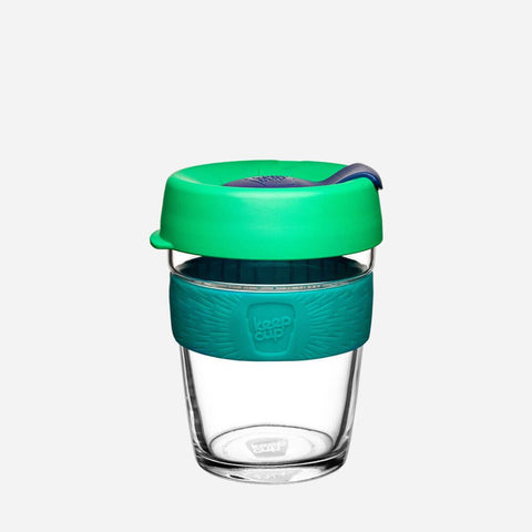FLORET Glass Reusable Keep Cup