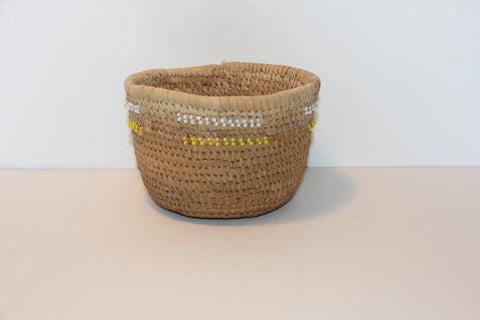 Unique Njano Doum Palm Basket