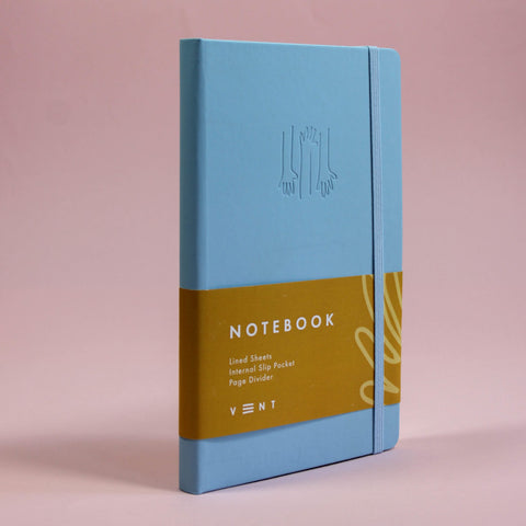 HANDS UP Notebook