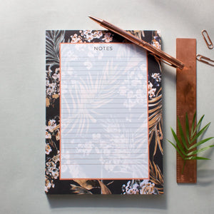 Oriental Palms A5 Notepad
