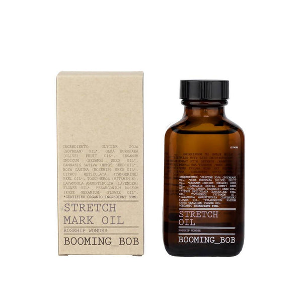 Stretch Mark Oil - Rosehip Wonder & Calming Lavender 89ml