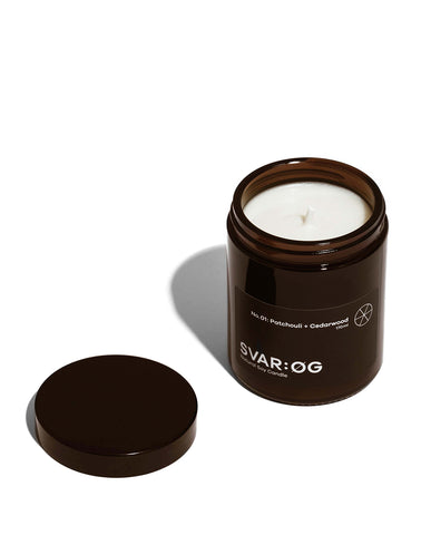 Patchouli + Cedarwood 170ml Candle