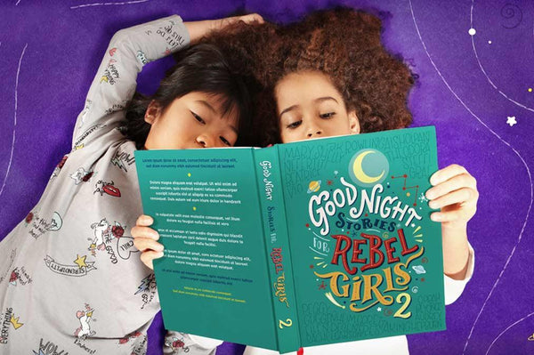 Goodnight Stories for Rebel Girls Book - Volume 2