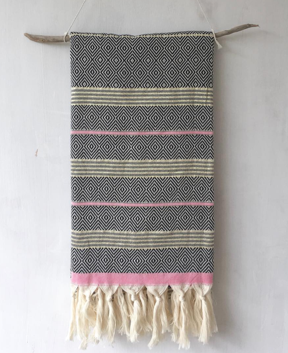 Delphine Cotton Towel