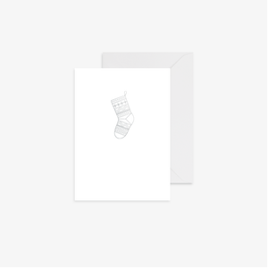 Stocking Card