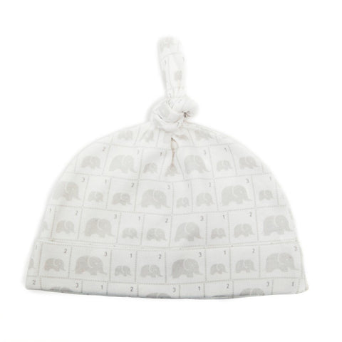 Elephant Family Knot Hat