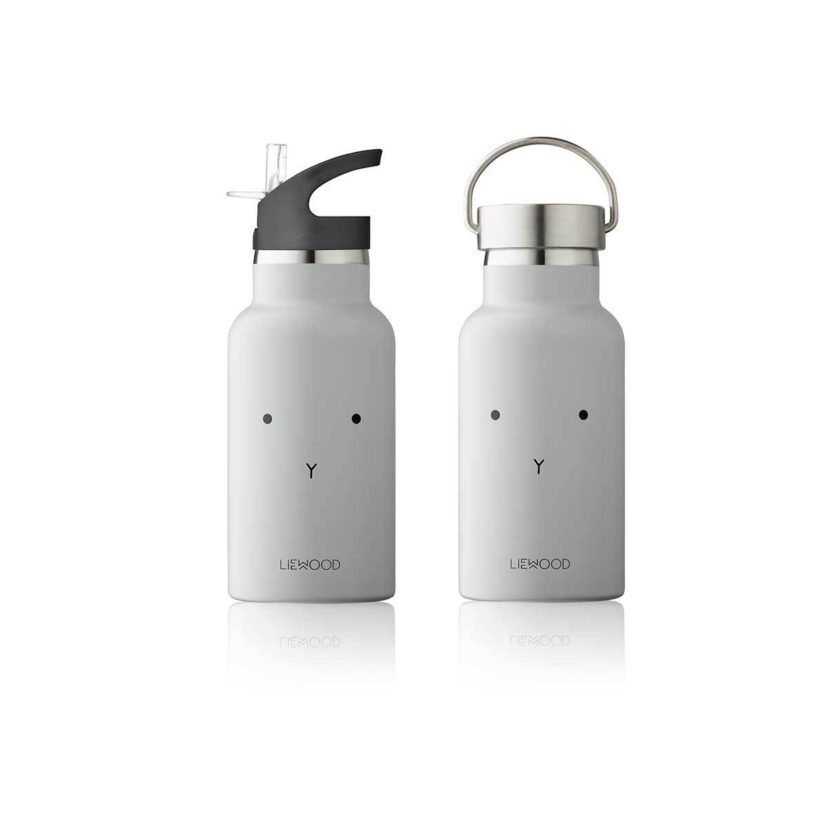 Anker Water Bottle - Rabbit Dumbo Grey