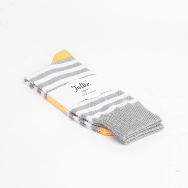 Grey Loop Socks