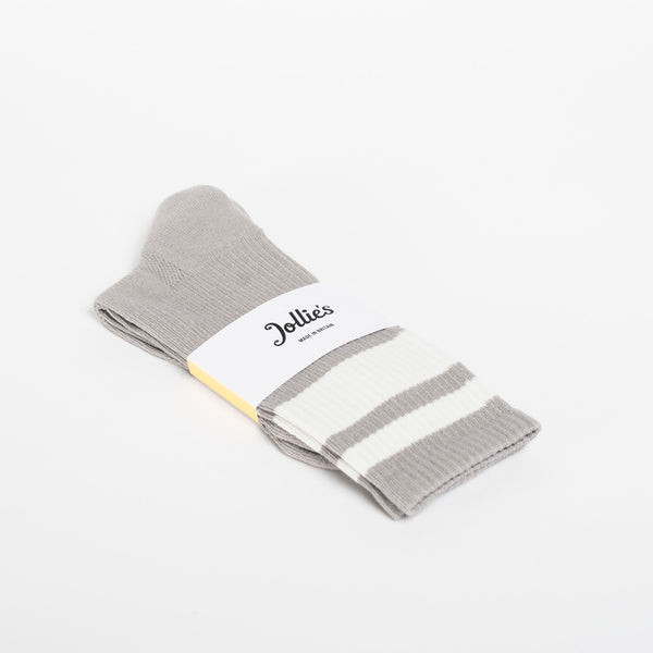 Grey Gyms Socks