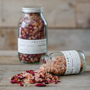 De-Stress Himilayan Bath Salts - 500g