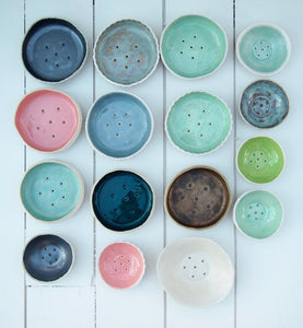 Handmade Ceramic Soap Dishes