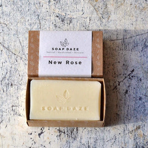 New Rose Natural Soap