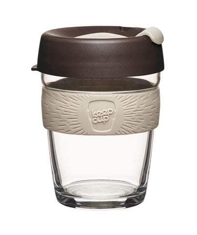 ROAST Glass Reusable Keep Cup