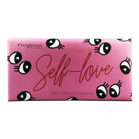 Self-Love Dark Chocolate Bar 100g