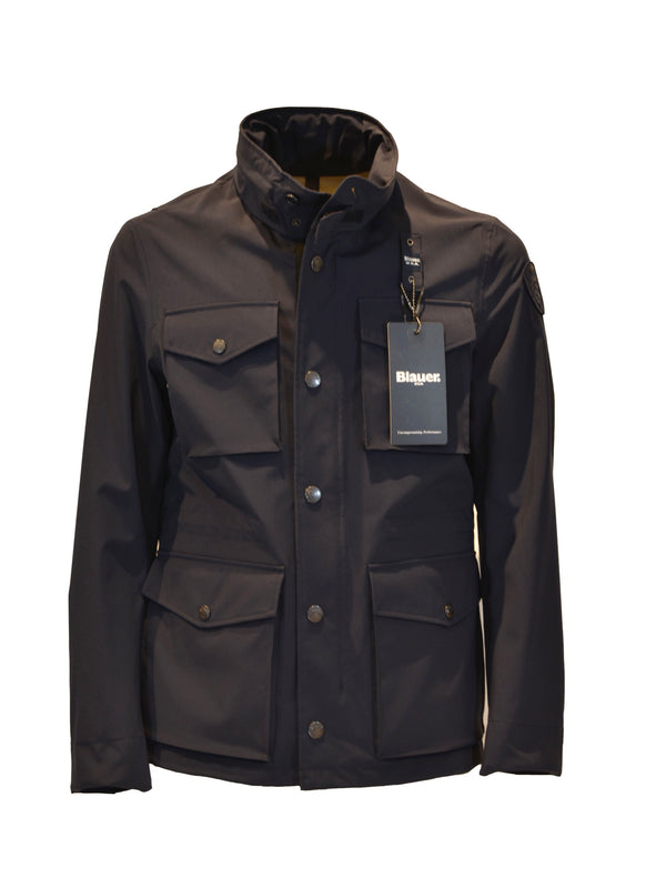 Giubbotto Field Jacket Blauer