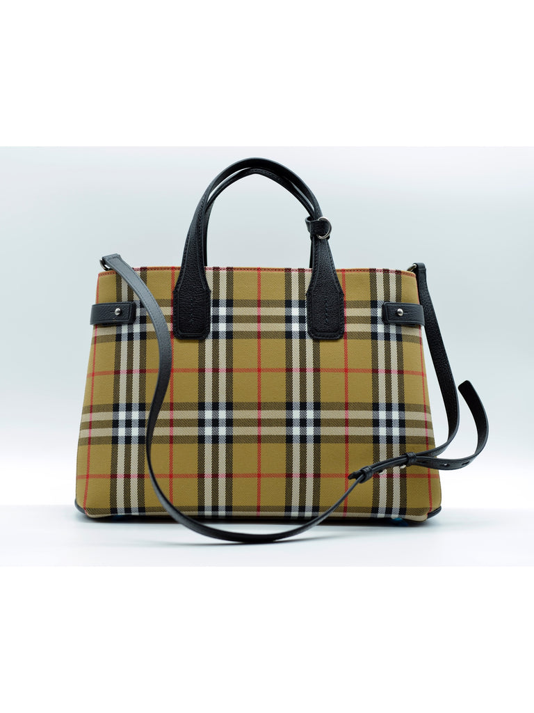 Borsa Burberry banner MD