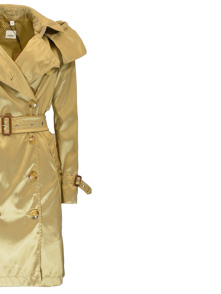 Trench doppiopetto Burberry Kensington