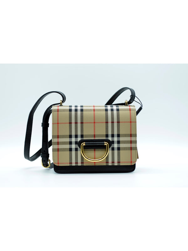 Borsa Burberry D-ring