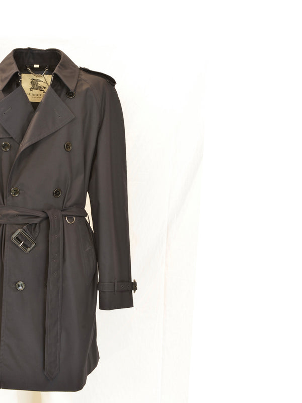 Impermeabile trench Burberry uomo