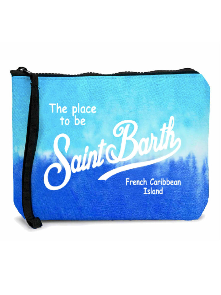 Pochette in neoprene MC2 Saint Barth sfumate