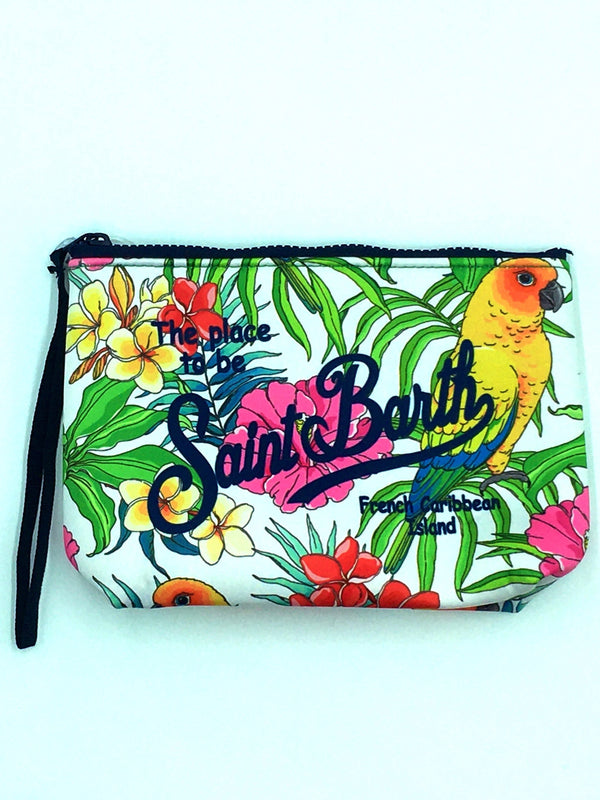 Pochette in neoprene MC2 Saint Barth fantasia