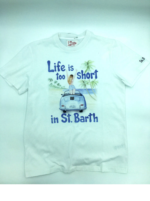 T-shirt uomo MC2 Saint Barth